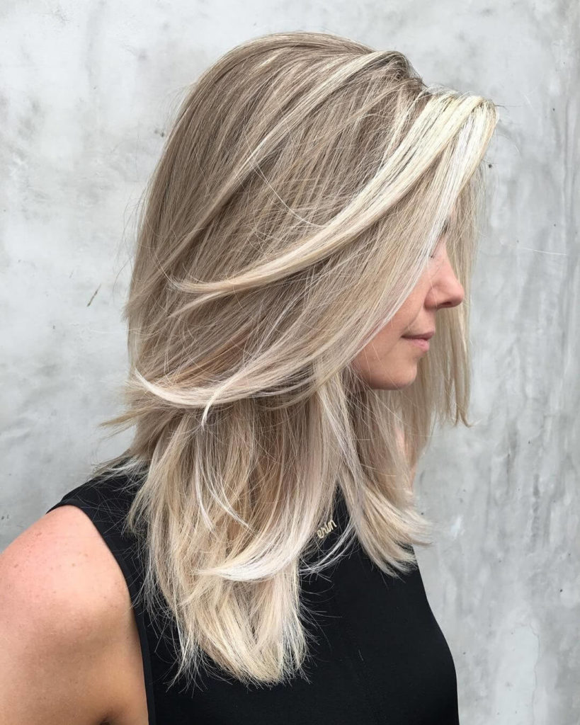 Trendiest  Blonde Hairstyles and Haircuts