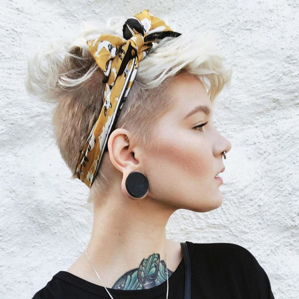 Best Undercut Hairstyle Ideas