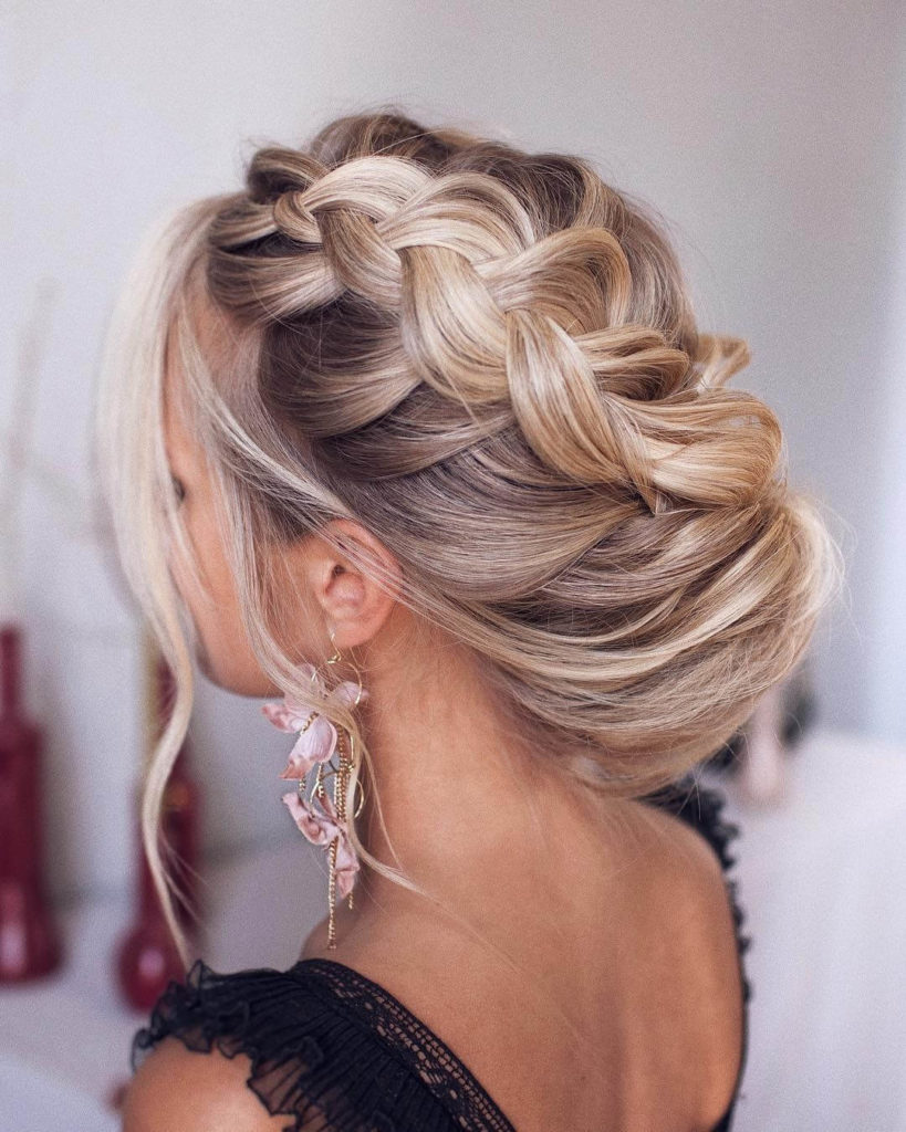 Perfect Prom Hairstyles Braided Updos