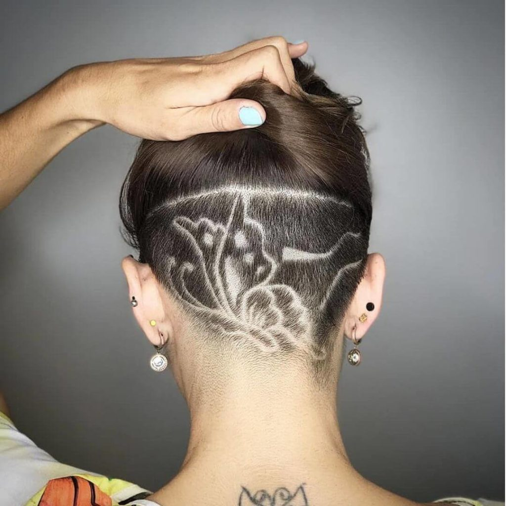 Undercut Designs hairstyles