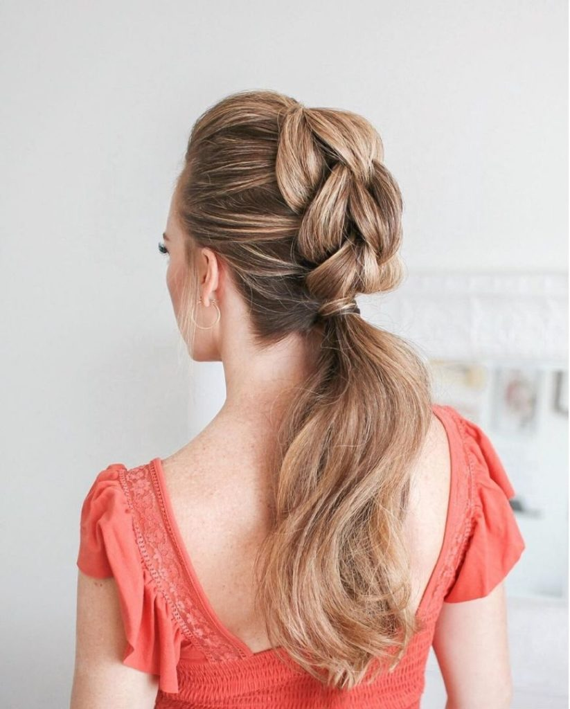 Braided Updo Styles