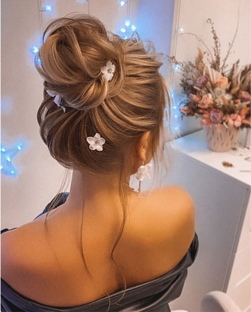 High Updos Hairstyles