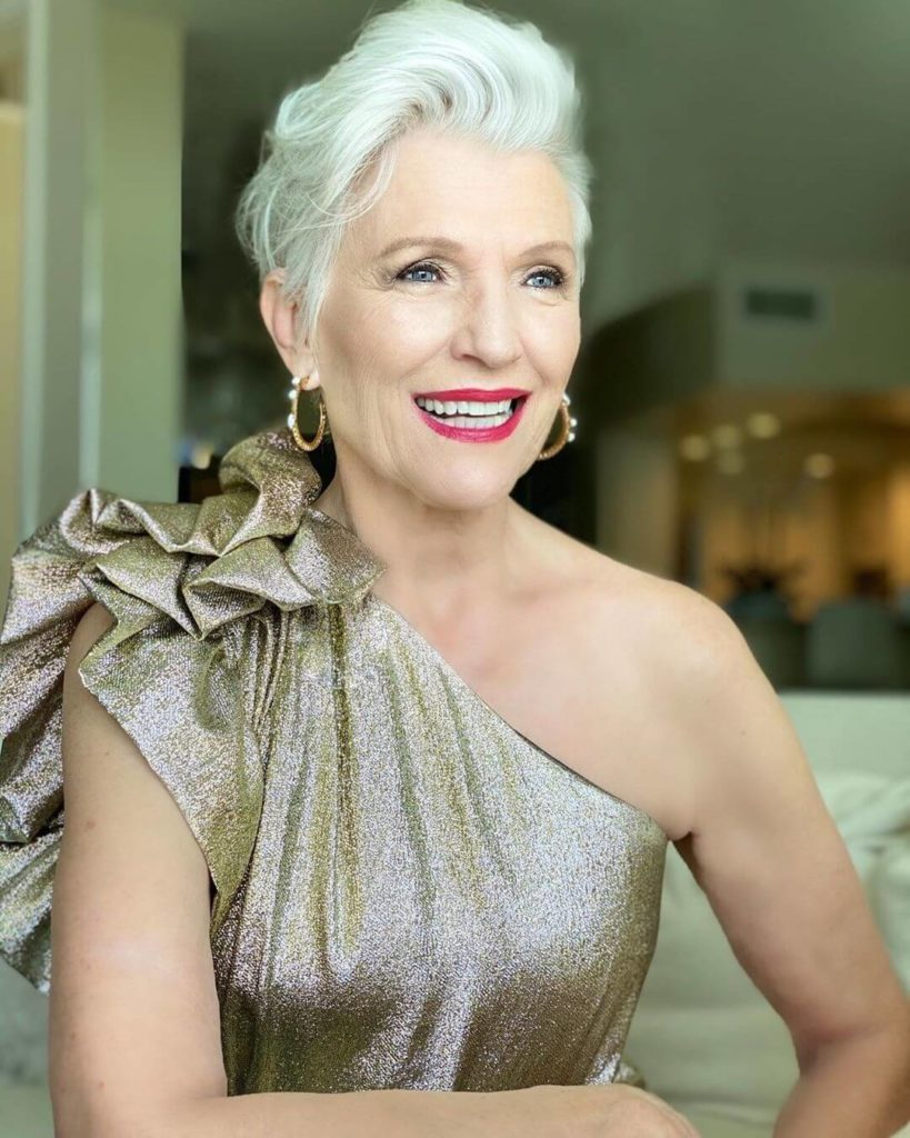 cute Hairstyles For Women Over 60