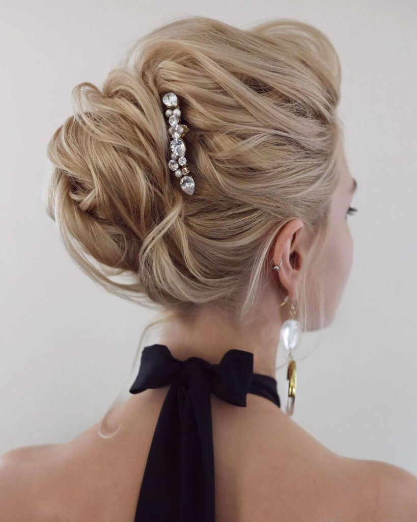 Updo Hairstyles For bride
